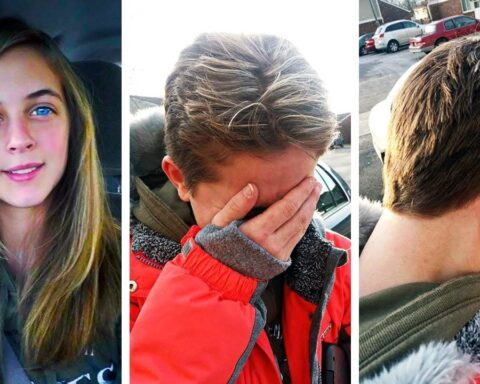 what happened to dad who cut daughter's hair