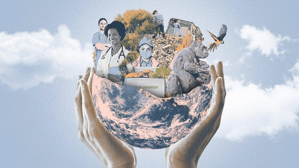 Charitable Donations Worldwide