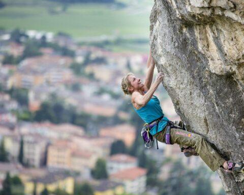 Outdoor Climb
